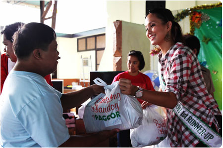PAGCOR shares its blessings to 170 children with disabilities and special needs in Bulacan