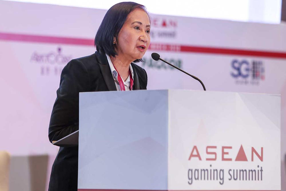PAGCOR chief expresses grief for fire casualties during 2nd ASEAN gaming summit