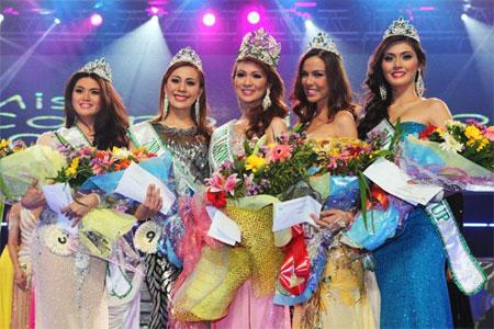 Aspiring pop singer bags Miss Casino Filipino 2012 Crown