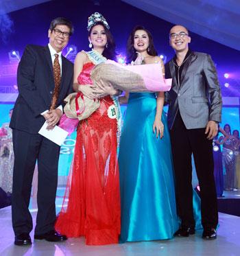 Cebuana beauty crowned Miss Casino Filipino 2014