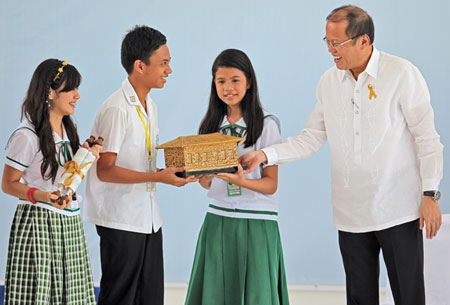 DepEd: No more classroom backlog; cites PAGCOR as one of its major partners