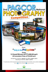 2nd PAGCOR National Photography Contest
