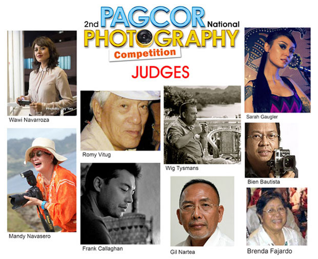 Multi-awarded artists and photo experts support PAGCOR's 2nd National Photography Competition