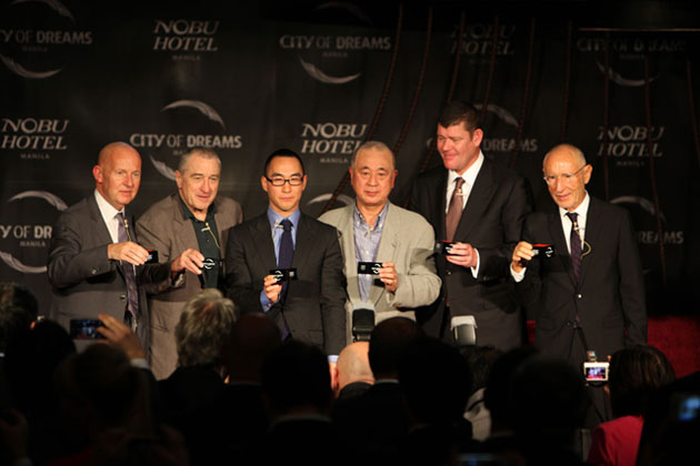 Internationally acclaimed Nobu Hotel to open its first branch in Asia at the Entertainment City