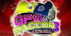 OPM and PAGCOR nationwide talent search on its 3rd year