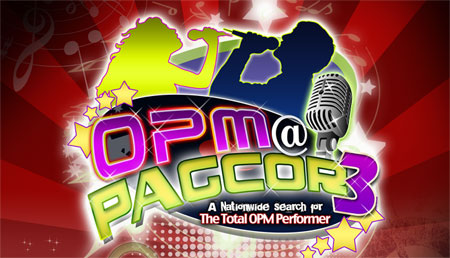 OPM and PAGCOR's nationwide talent search now on its 3rd year