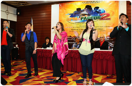 OPM@PAGCOR 2 nationwide singing search launched