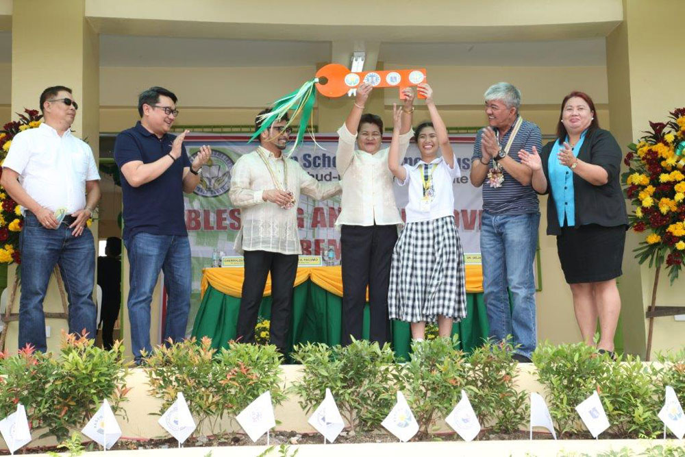 Over 11,000 students benefit from 246 PAGCOR classrooms in Cavite