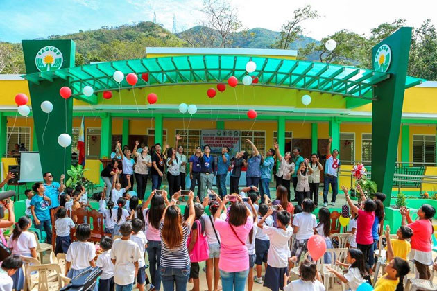 Over 6,000 students in Ilocos Sur benefit from new PAGCOR school buildings