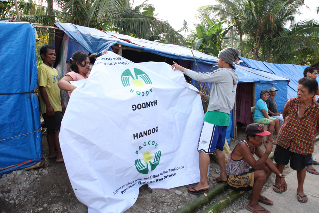 PAGCOR allocates P2 million for earthquake victims in Leyte