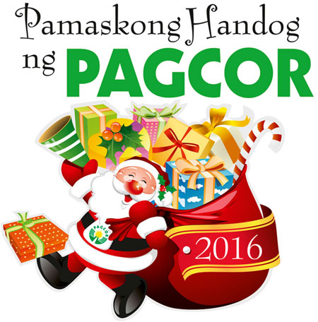 PAGCOR allocates P22.4-M for its 2016 Christmas Gift-giving project