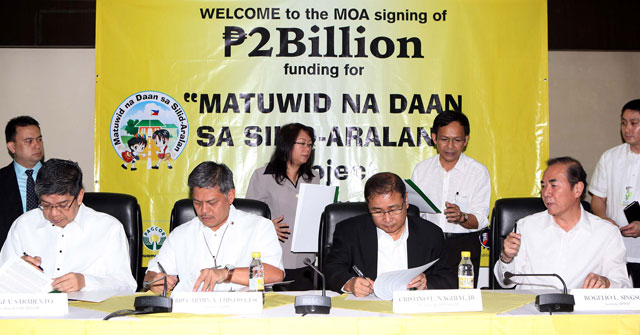 PAGCOR allocates additional P2-B to build thousands of classrooms in public schools