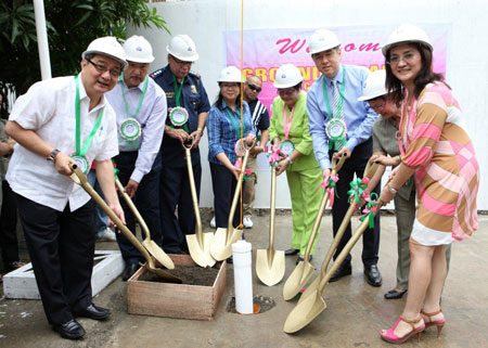 PAGCOR and Travellers International to build 24 classrooms in Pasay City public school