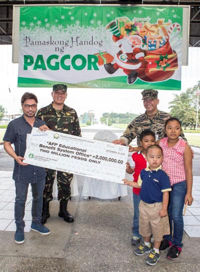 PAGCOR and Resorts World Foundation break ground for new drug rehabilitation facility in Davao