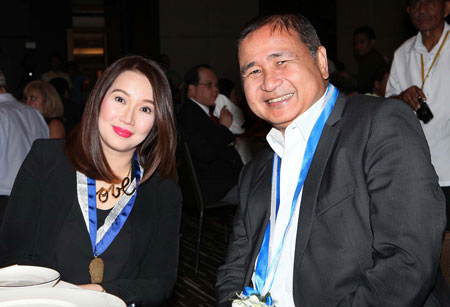 PAGCOR chief among the honorees of 23rd SKAL Tourism Personality Awards