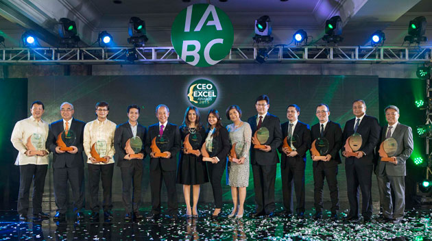 PAGCOR Chief joins elite roster of 2015 CEO Excel Awardees