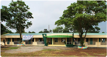 PAGCOR, DepEd turn over school building to a public school in Tanay, Rizal