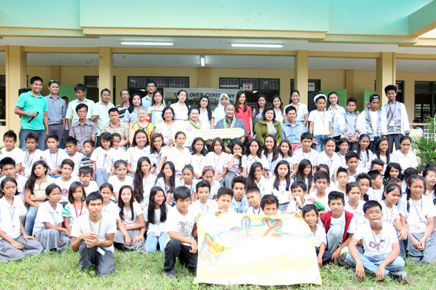 PAGCOR donates 482 classrooms to public schools in five provinces