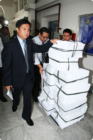 PAGCOR files plunder charge against Genuino, 40 others for questionable BIDA transactions