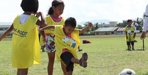 PAGCOR-funded Kasibulan Football Program trains additional 55,000 kids