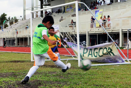 PAGCOR-funded Kasibulan Football Project attracts nearly 60,000 kids