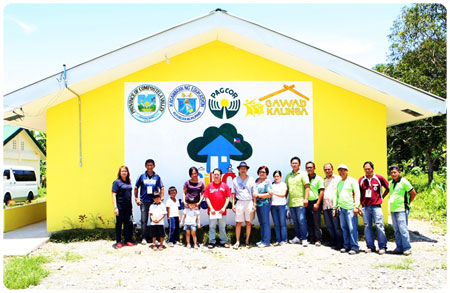 PAGCOR-funded Sibol Kindergarten classrooms ready for June opening of classes