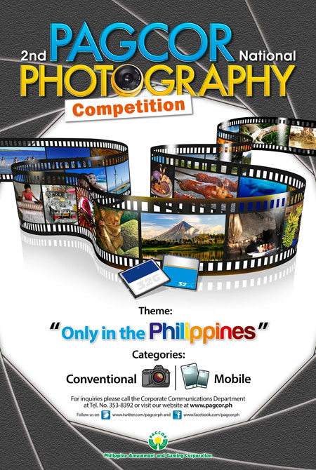 PAGCOR gears up for its 2nd National Photography Contest