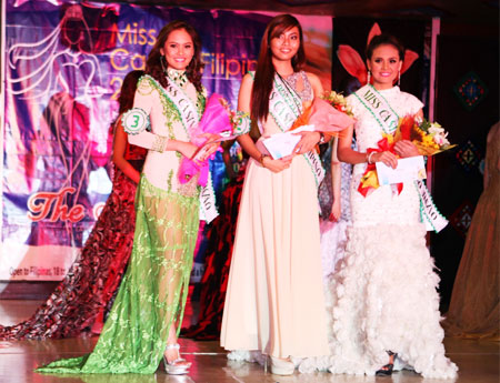 PAGCOR picks nine finalists from Visayas and Mindanao for the Miss Casino Filipino 2012 pageant