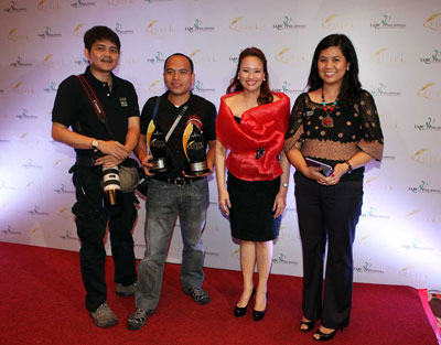 PAGCOR's school building project and newsletter commended in PH Quill Awards 2013