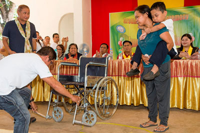 PAGCOR's school building project reaches remote public schools in Mindanao, Palawan and CAR