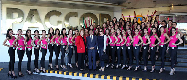 PAGCOR signs up as major partner for 2013 Binibining Pilipinas Pageant