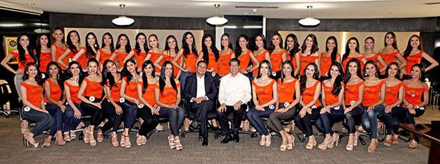 PAGCOR supports Binibining Pilipinas 2014