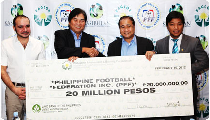 PAGCOR breaks monthly income record anew