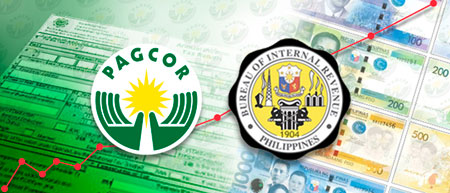 PAGCOR to remit P1.07 billion in corporate income tax for 2012 to BIR