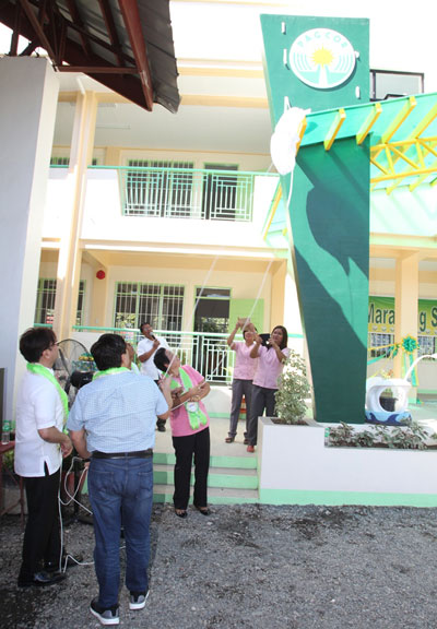 PAGCOR turns over 32 classrooms to public schools in Pangasinan and Davao