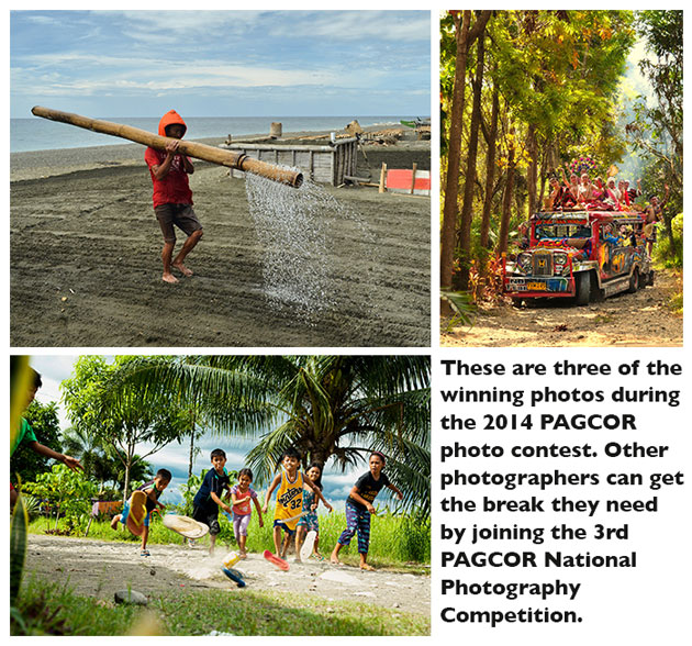 """""""Tatak Pinoy"""" PAGCOR unveils 3rd National Photography Competition"""