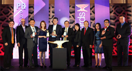 PAGCOR wins 4 awards in 49th Anvil Awards