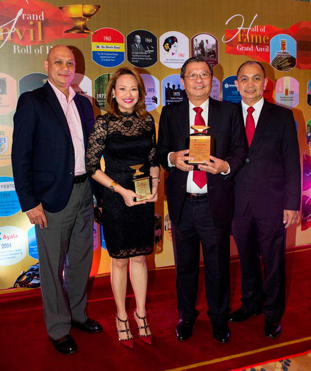 PAGCOR wins gold and silver in 51st Anvil Awards