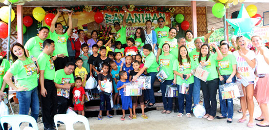 Pamaskong Handog 2012 - Day 20 (PAGCOR shares yuletide blessings to neglected youth and children in Cebu)
