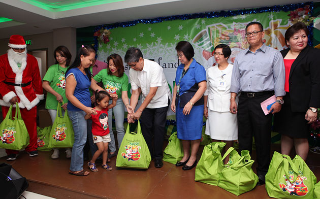 Children with congenital heart disease to get new lease on life with PAGCOR's P3-M Christmas Gift