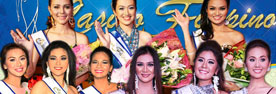 Miss Casino Filipino 2011 Visayas and Mindananao Finalists