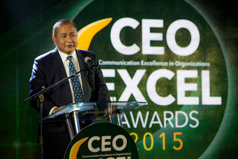 Excel telecommunications corporation ceo